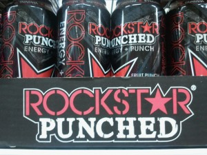 Write a rock star story – find the drink to match